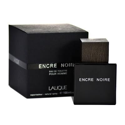 Perfumes com cheiro de homem rico Encre Noire Lalique