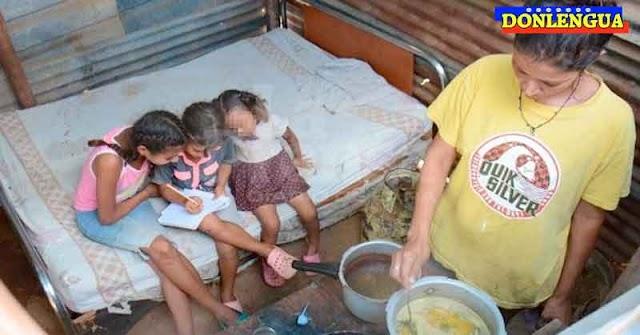 ALARMANTE | 20% de los niños en Venezuela padecen desnutrición avanzada