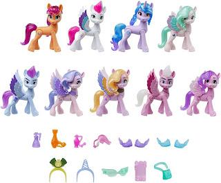 Amazon Shows Exclusive Set With 9 Ponies