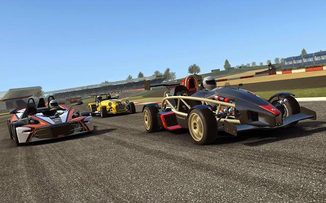 تحميل REAL RACING 3 7.5.0 للاندرويد|أفضل لعبة سباق السيارات