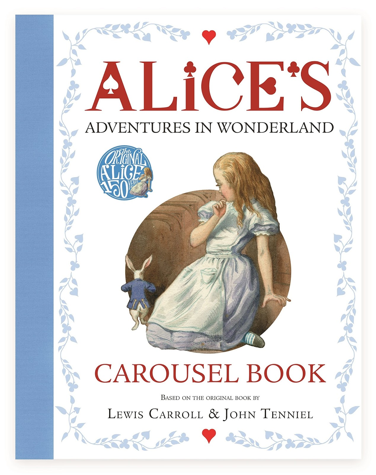 alices adventures in wonderland A classic that both adults and kids love read common sense media's alice's adventures in wonderland review, age rating, and parents guide.
