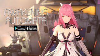 Game Awakening Automata Apk Terbaru