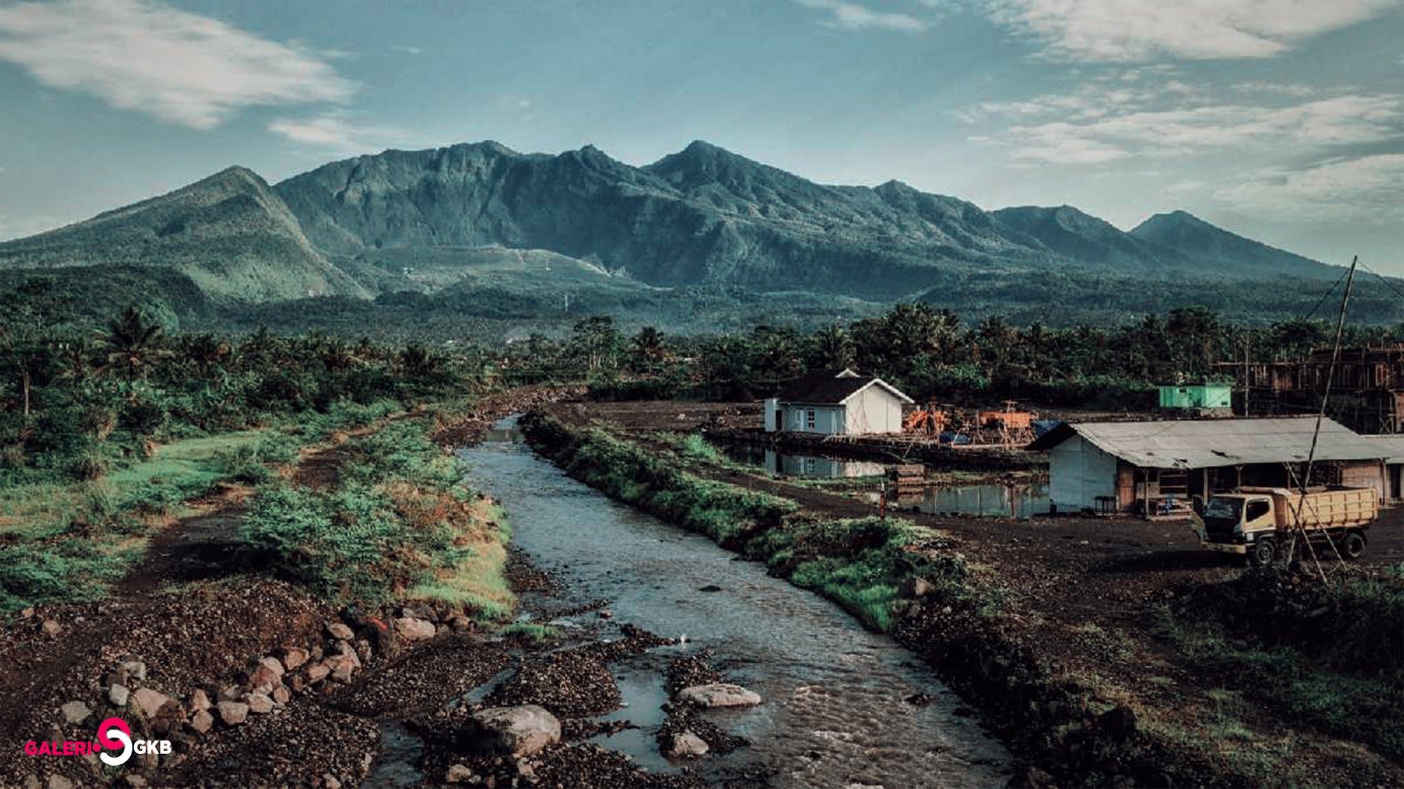Gunung Galunggung Wallpaper Gambar Gunung Galunggung Tasikmalaya Keren HD