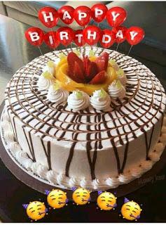 birthday cake images with hindi wish35