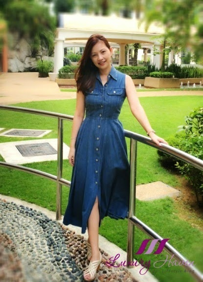 singapore celebrity blogger luxury haven ootd fashion