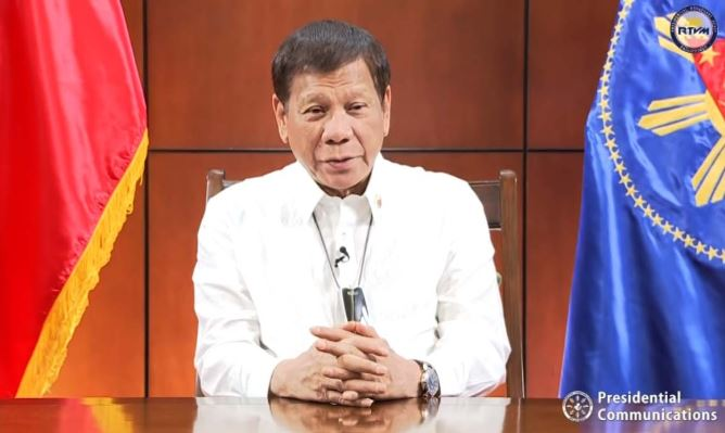 Duterte addresses the nation June 15 on GCQ, MGCQ fate