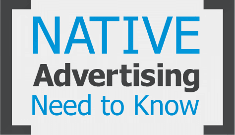 What is native ads? Hashtag #hshdsh for more