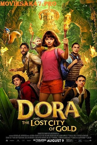 Dora and the Lost City of Gold 2019 English Movie Download HD-CAM