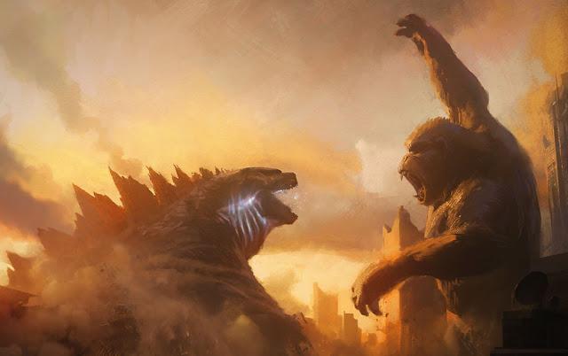 """""""Godzilla vs Kong"""""""