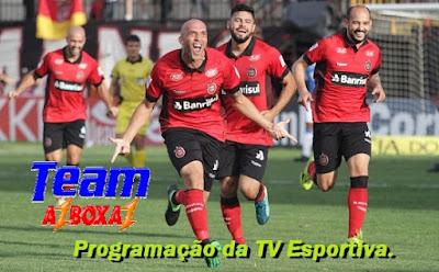 Programação da TV Esportiva ''Terça'' 14/05/19