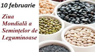 10 februarie: Ziua Mondială a Semințelor de Leguminoase