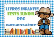 LIVROS INFANTIS - FESTA JUNINA - DOWNLOAD