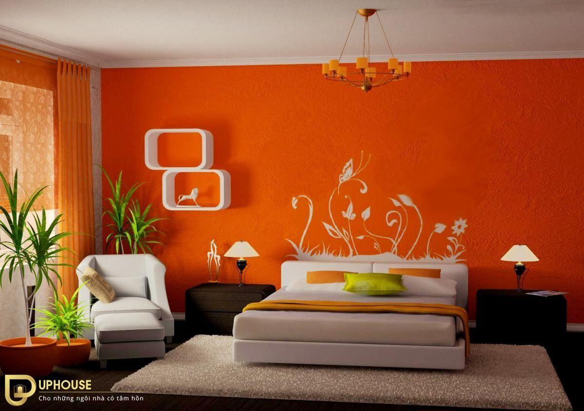 Phòng ngủ cho người mệnh Hỏa 04