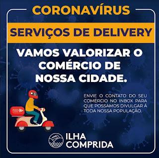 """Ilha Comprida lança a campanha """"Vamos valorizar o comércio de nossa cidade"""""""