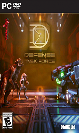 Defense Task Force Sci Fi Tower Defense PC Cover 410x580 - Defense Task Force Sci Fi Tower Defense-CODEX