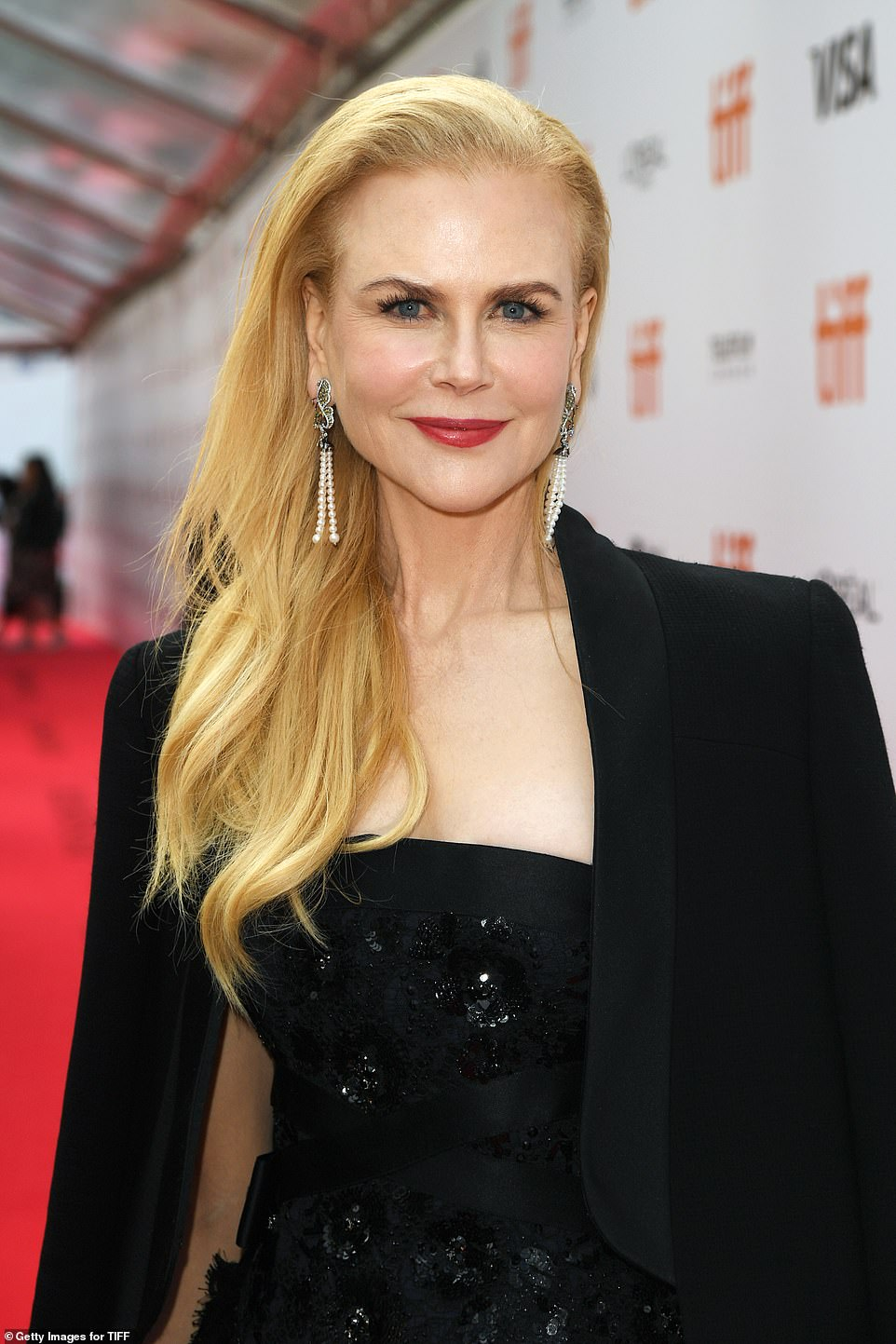 Nicole Kidman dazzles in Chanel Couture at The Goldfinch TIFF premiere
