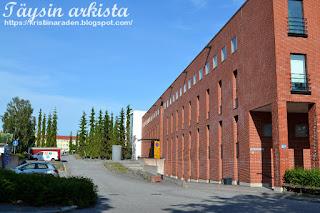 Tervahovin entinen paikka Vaasa