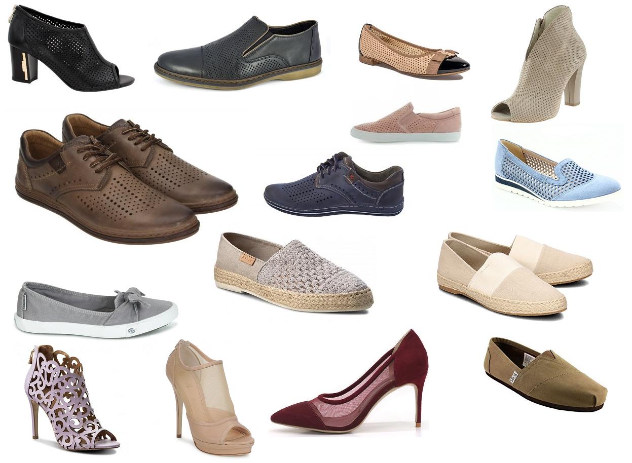 jakie buty na nadmierne pocenie stóp
