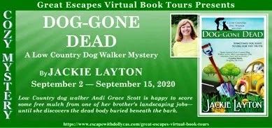 Upcoming Blog Tour 9/15/20