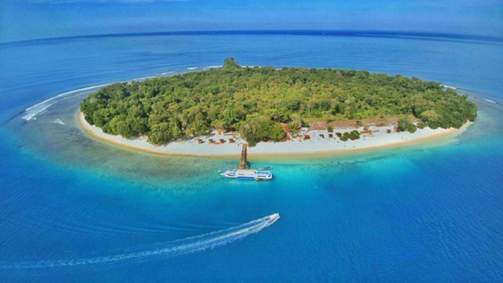 Pulau%2BSirandah%2Bpadang%2BIsland%2Bindonesia - Rekomendasi Tempat Wisata Padang yang Mendunia