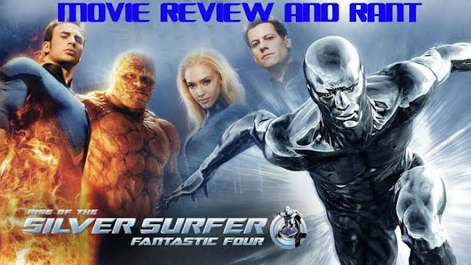 RISE OF THE SILVER SURFER (2007)