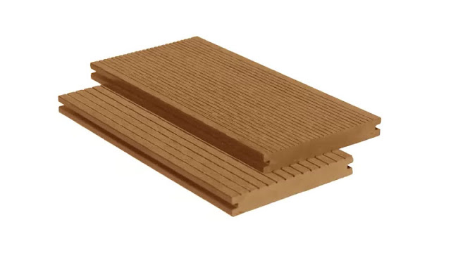 alternatif pilihan selain decking kayu solid