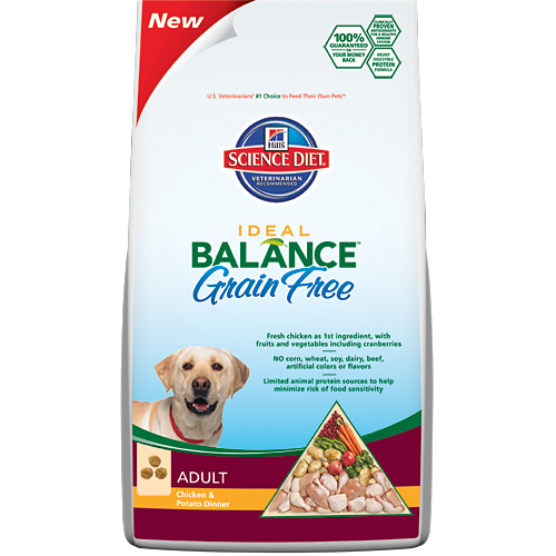 Science Diet Grain Free Dog Food