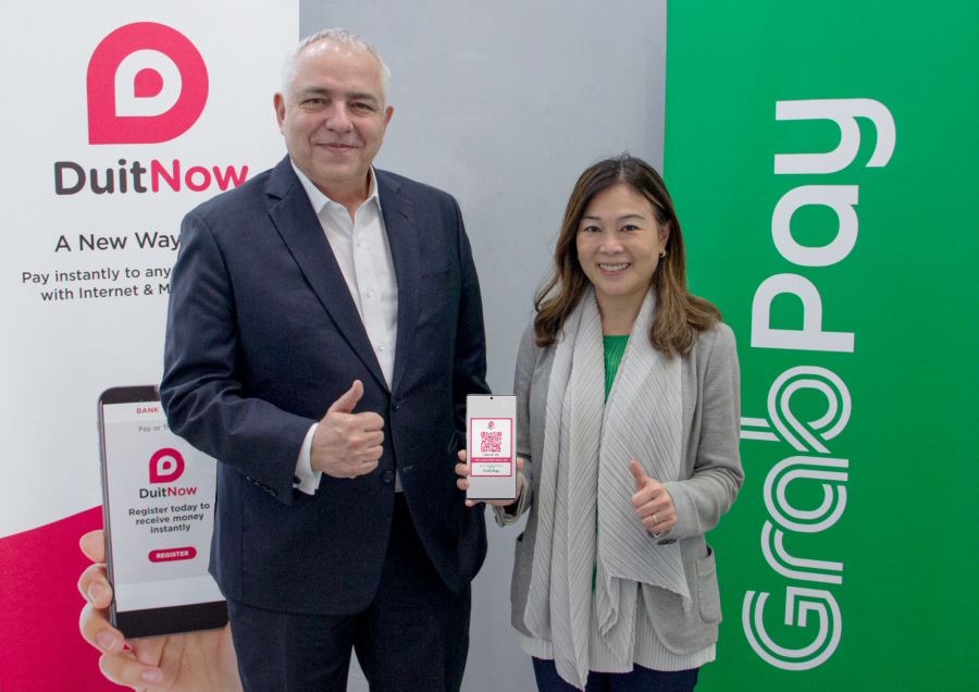 GrabPay partners with PayNet to adopt DuitNow QR