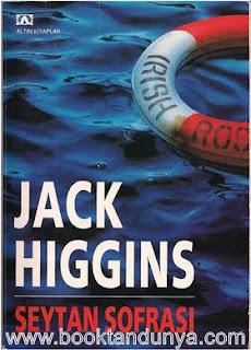 Jack Higgins - Şeytan Sofrası