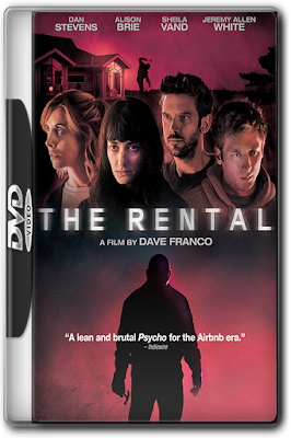 The Rental [2020] [DVD R1] [Subtitulada]