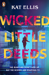 Wicked Little Deeds by Kat Ellis