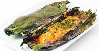 Resep Ikan Gurame Pepes Bakar yang Gurih dan Enak