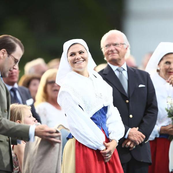 Aktualizacja: Rodzina królewska na koncercie z okazji Victoriadagen