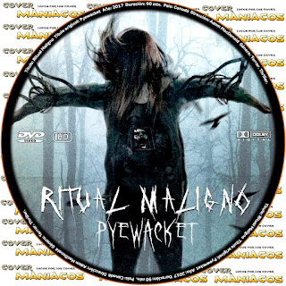 GALLETA PYEWACKET - RITUAL MALIGNO - 2017