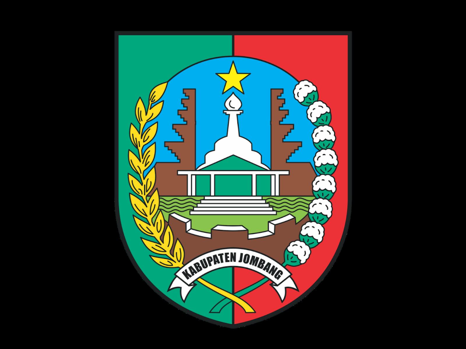 Logo Kabupaten Jombang Format PNG