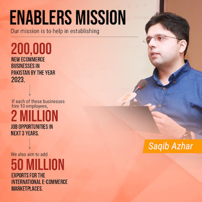 100+ Free Online Courses by Enablers  CEO Saqib Azhar, video Bootcamp