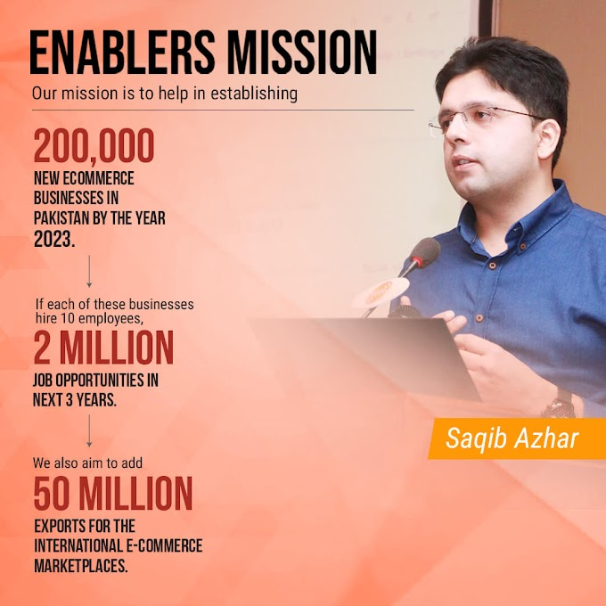 Join 100+ Free Online Courses by Enablers | Saqib Azhar