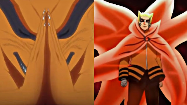 Naruto Aktifkan Mode Baryon, Detik-Detik Kematian Kurama Sudah Dekat!