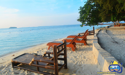 paket wisata pulau sepa kepulaun seribu
