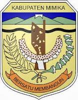 Logo / Lambang Kabupaten Mimika