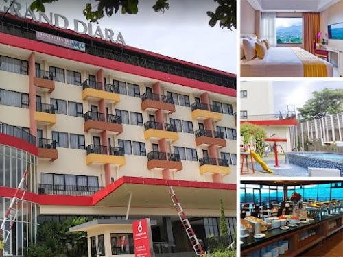 Grand Diara Hotel Puncak