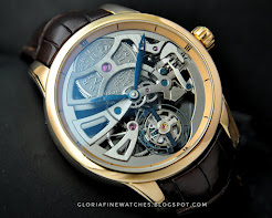 Ulysse Nardin Tourbillon Ltd.99pcs.