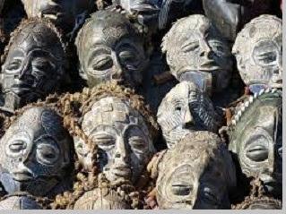 Seni patung Afrika Selatan - pustakapengetahuan.com
