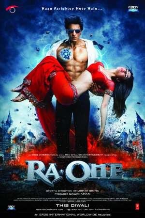 Download Ra.One (2011) Hindi Movie 480p | 720p | 1080p BluRay 450MB | 1.1GB