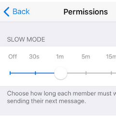 Telegram Introduces Slow Mode, Silent Messages, Admin Titles and More