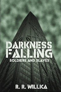 https://www.amazon.com/Darkness-Falling-Soldiers-R-Willica-ebook/dp/B017EGZKE8/ref=sr_1_1?s=digital-text&ie=UTF8&qid=1466305657&sr=1-1&keywords=darkness+falling+soldiers+and+slaves