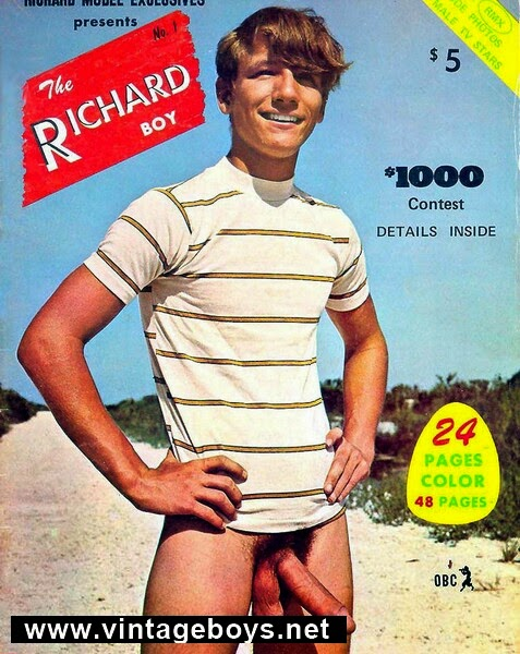 1950s Porn Magazines Covers - Vintage Gay Porn Magazines
