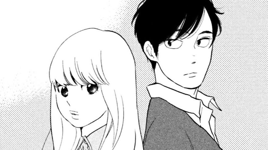 Josei manga older guy dating