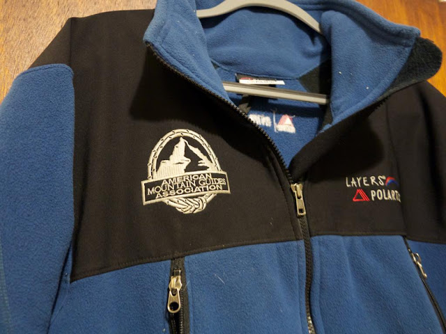 Polartec AMGA Fleece Jacket at Gear Trade