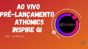 Lançamento Novo athomics Inspire Qi Confiram - 06/02/2021